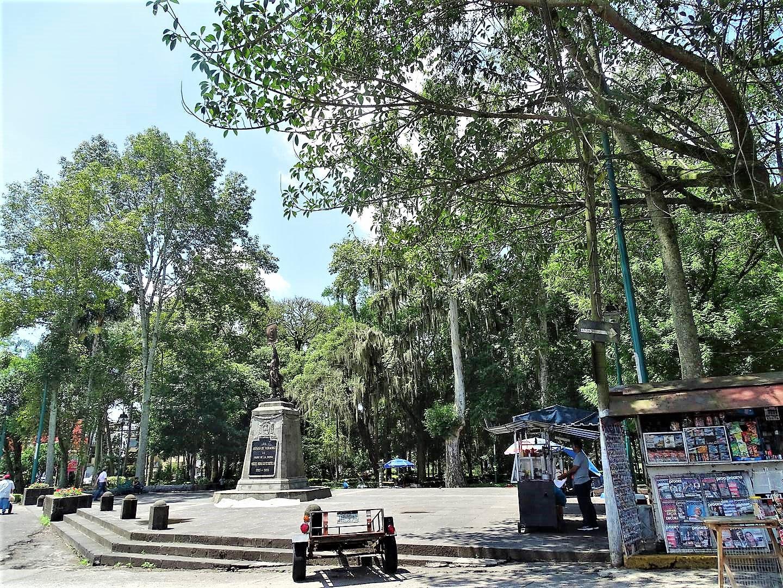 Parque Los Berros