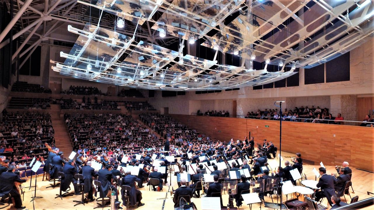 Orquesta Sinfónica de Xalapa - Sala Tlaqná