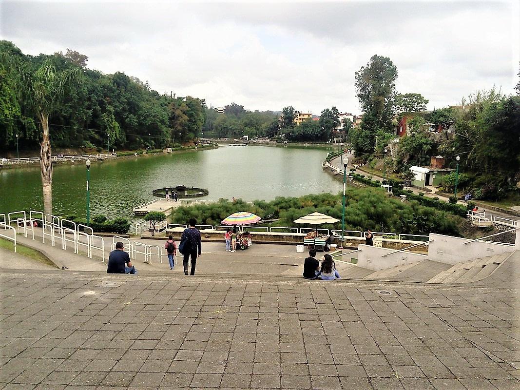 Paseo de Los Lagos   Visita Xalapa