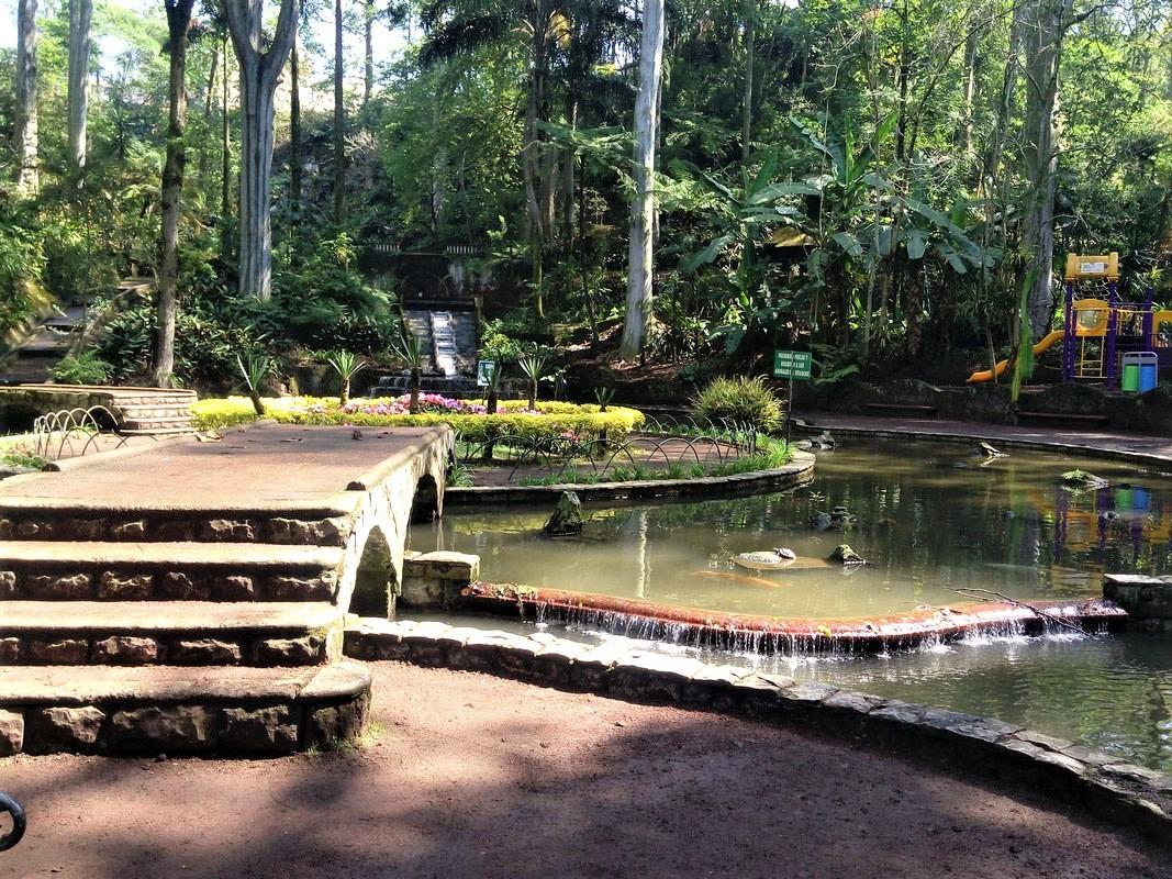 Parque Los Tecajetes   Visita Xalapa