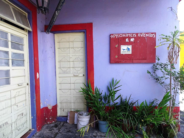 Patio Muñoz   Visita Xalapa
