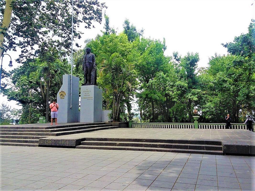 Parque Juárez | Visita Xalapa