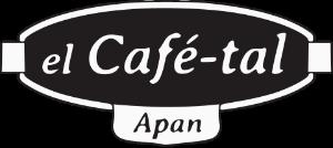 Logo El Cafe-tal Apan
