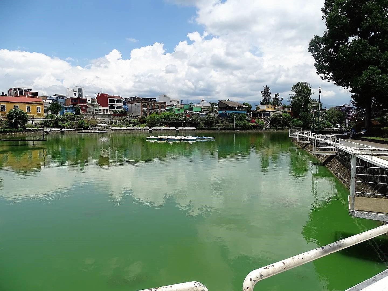 Paseo de Los Lagos | Visita Xalapa