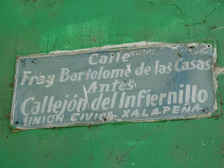 Callejón del Infiernillo | Visita Xalapa