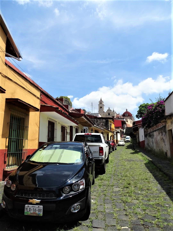 Callejón de Jesús te Ampare | Visita Xalapa