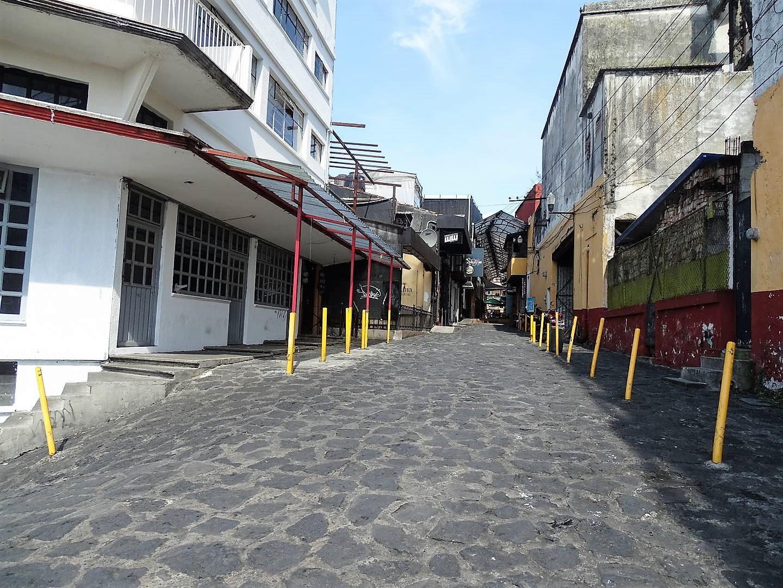 Callejón de Aparicio | Visita Xalapa