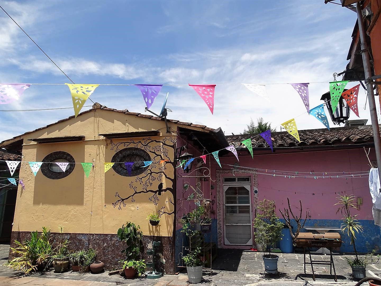 Patio Muñoz | Visita Xalapa